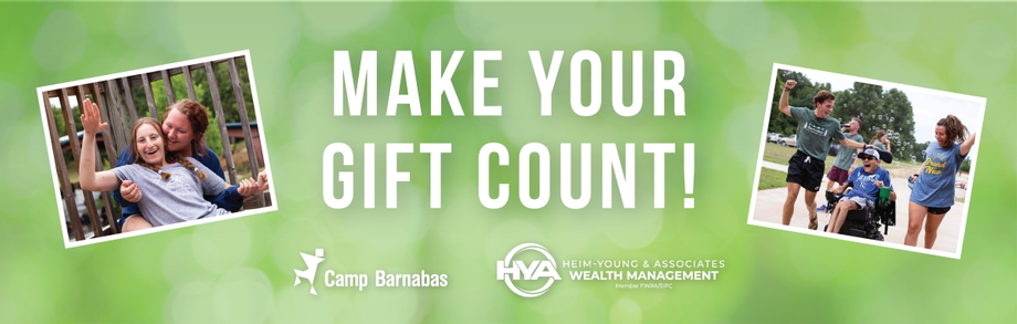 hya camp barnabas donation